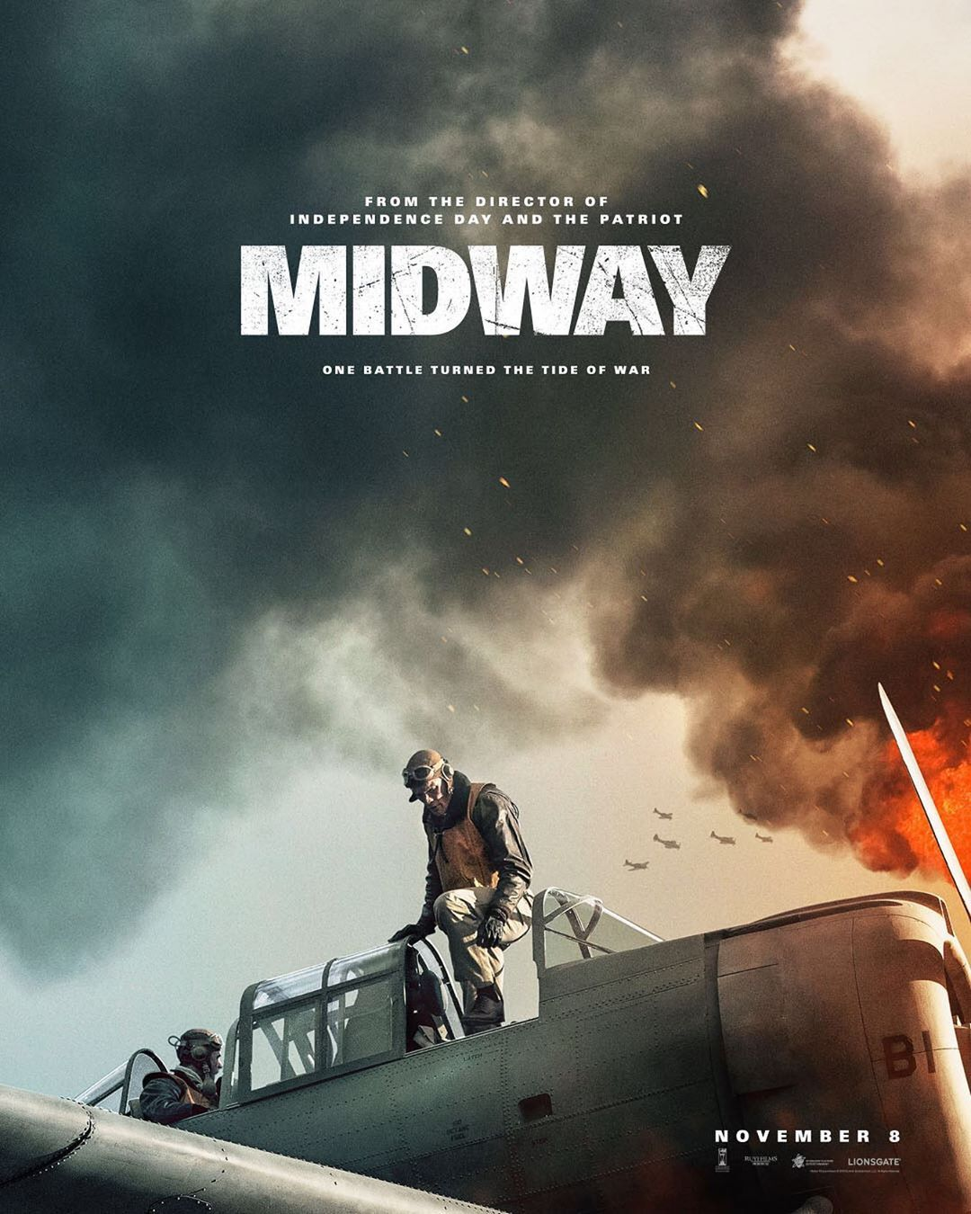 Midway Movie On Instagram One Battle Turned The Tide Of War