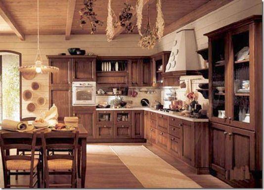 Decoracion De Interiores Decoracion De Cocinas Cocinas Rusticas Cocinas  Clásicas Decoracion De Interiores 2
