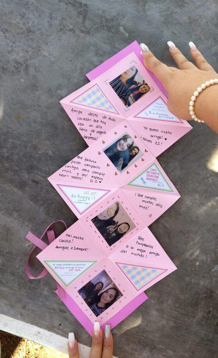 Geschenkideen zum Valentinstag PinWire: Detallitos | DIY | Vor 12 Minuten Geburtstagsgeschenk Bester Freund Geschenke Geschenke für Freunde Geschenke für Ihn Boyfr