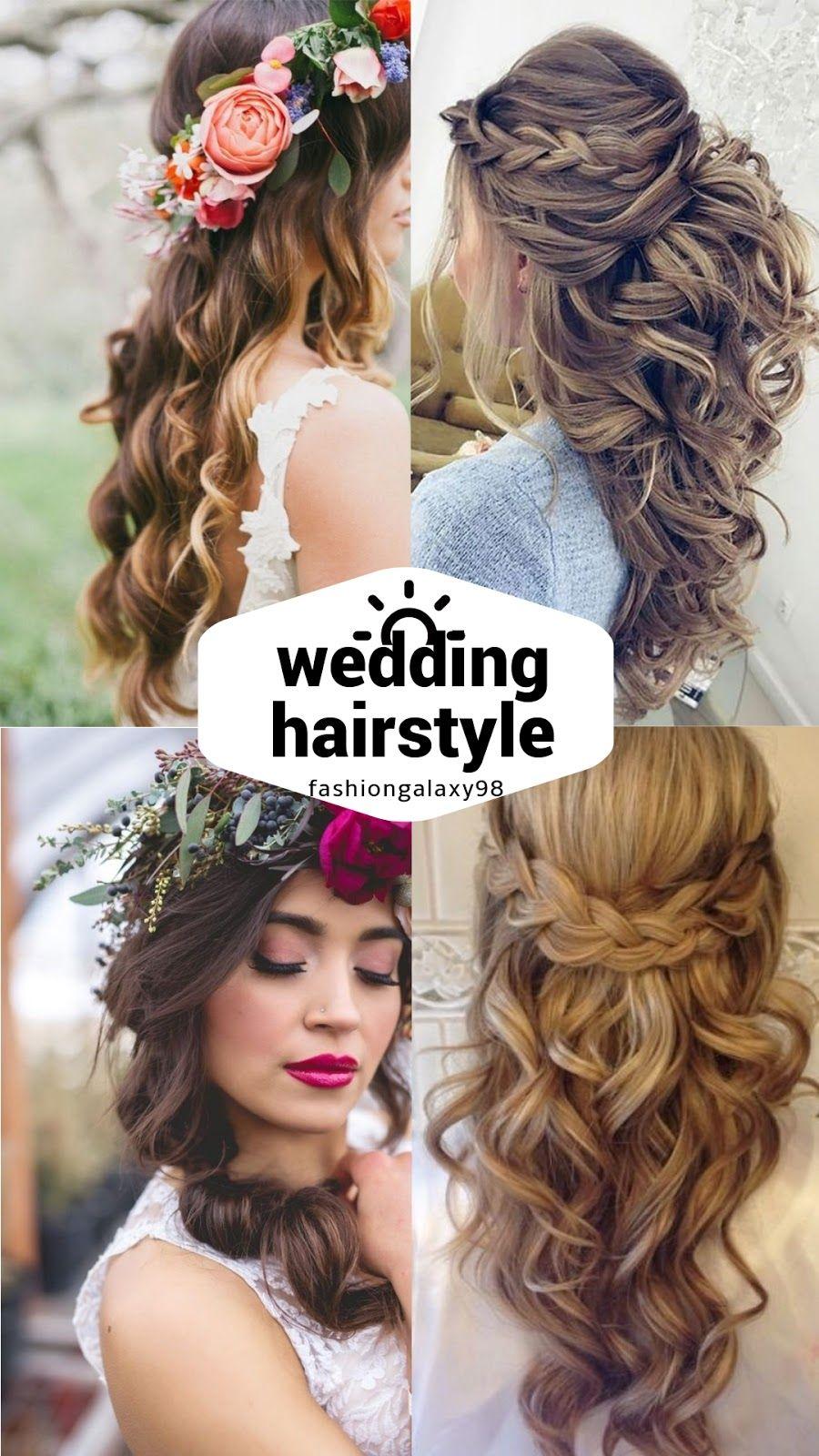 Romenic Wedding Hairstyle Ideally Youre Wedding Hairstyle Should - Peinados-ala-moda-2015