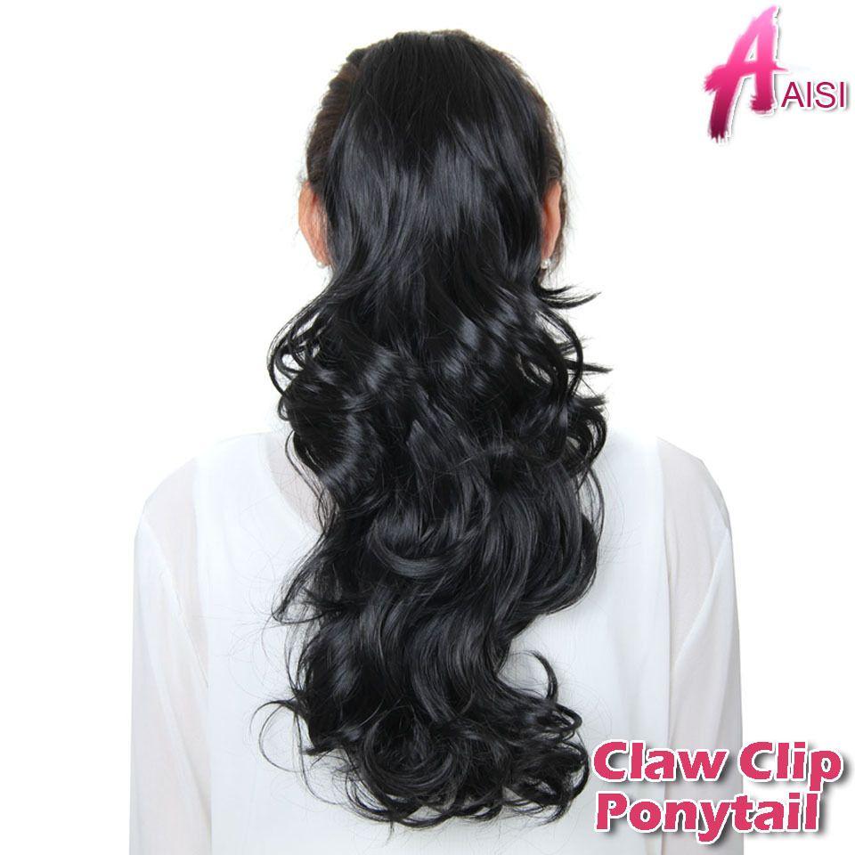 184 New Long Black Fashion Wavy Wig Wigs Hair Weavings Hair