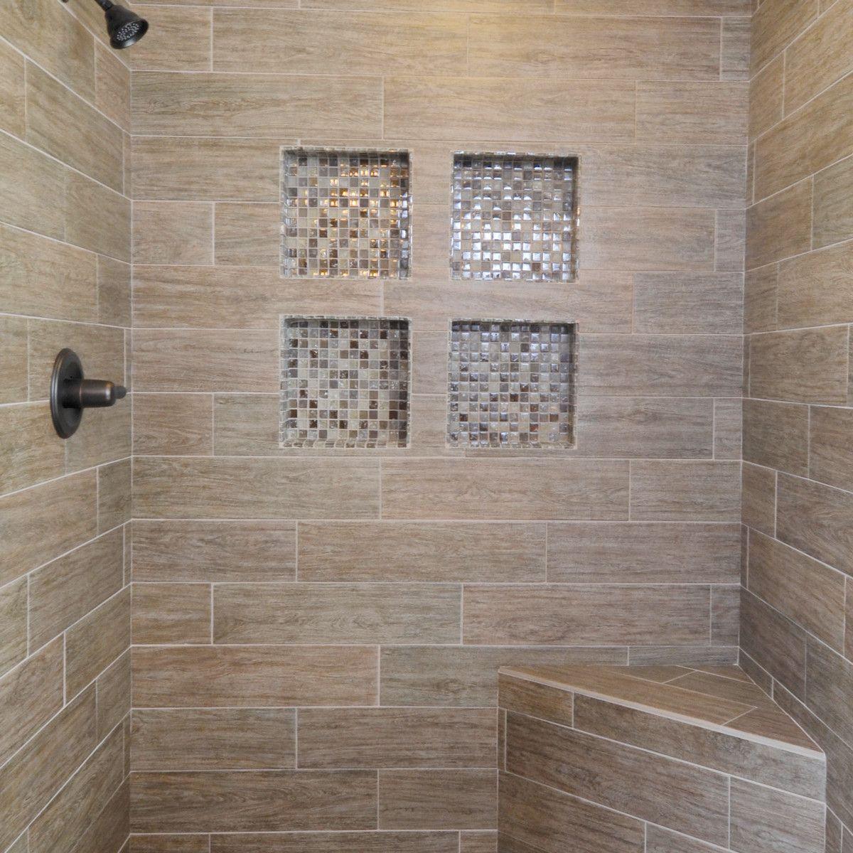 3155 Laticrete Hydro Ban Shower Wall Niche | Shower installation ...