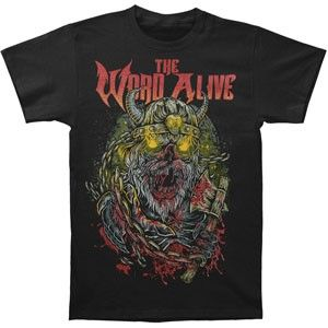 Word Alive Viking T-shirt