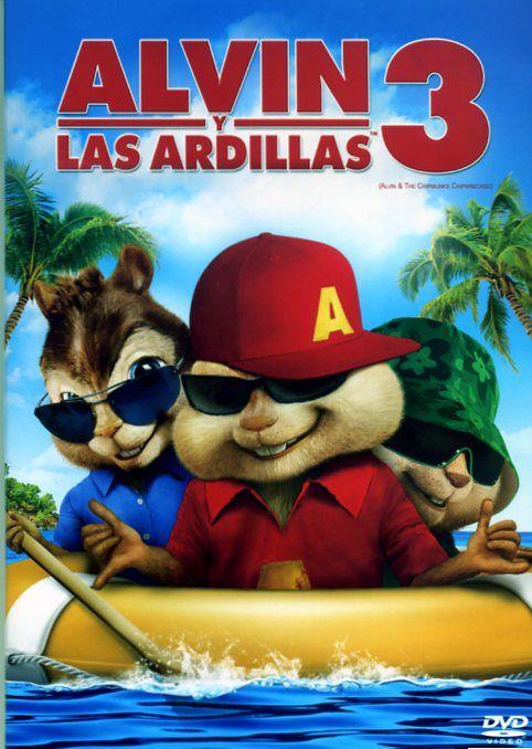 Alvin Y Las Ardillas 3 Alvin Y Las Ardillas 3 Ardillas Series Y Novelas