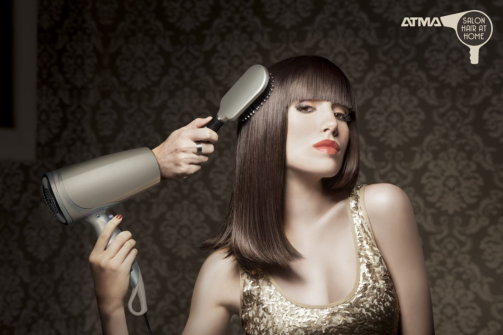 Salon hair at home. Advertising Agency: TBWA\Buenos Aires ...