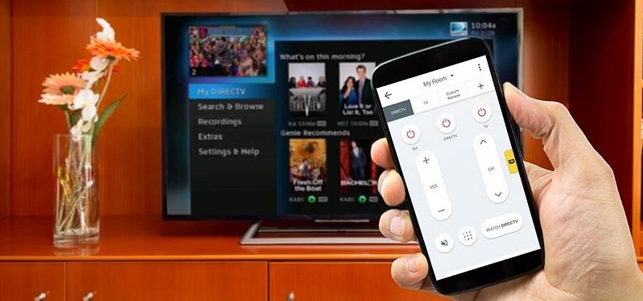 How To Turn Your Android Phone into a Universal Remote
