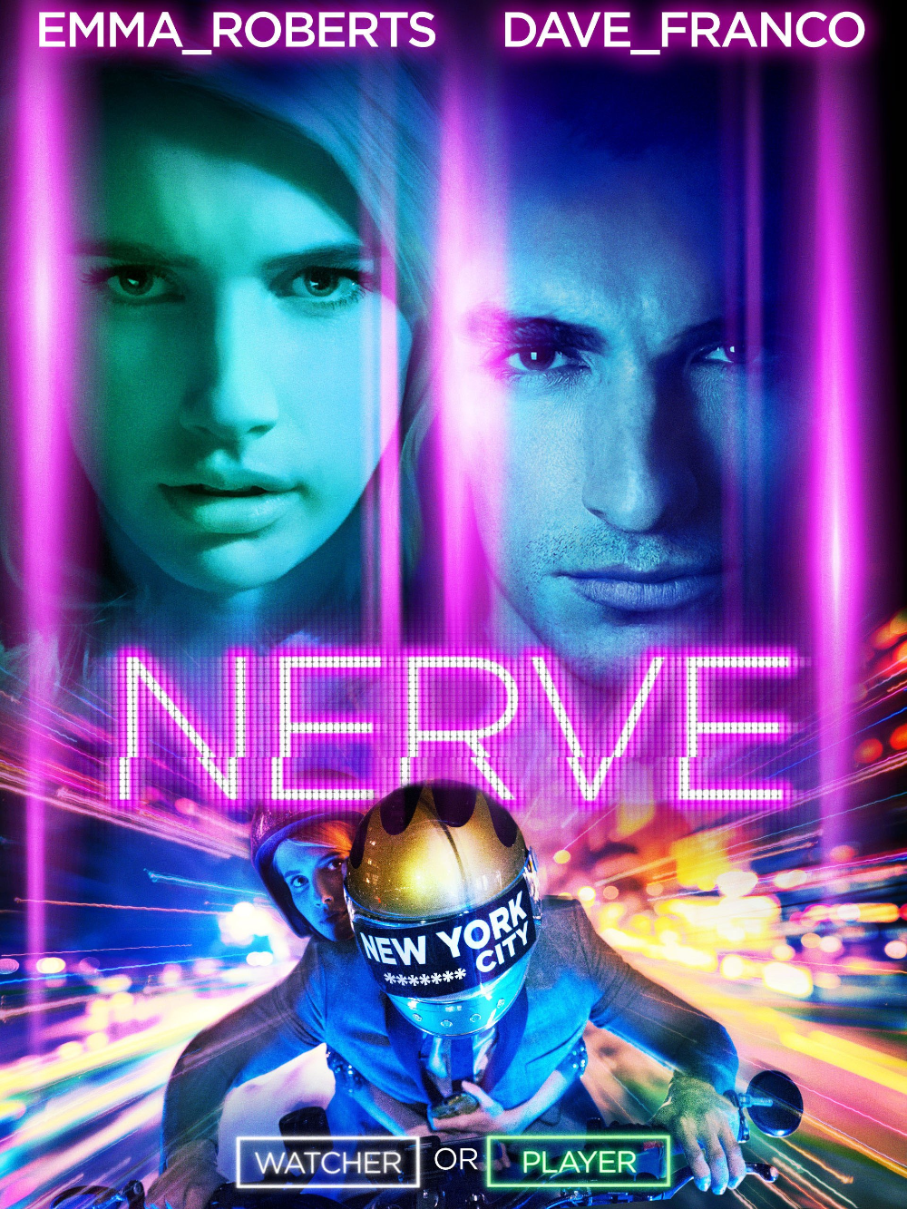 Nerve Amazon Prime
