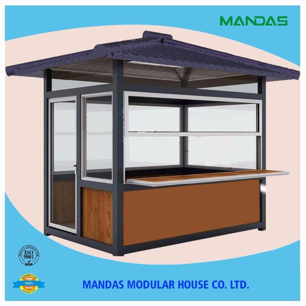 fast food kiosk design,mobile food kiosk, outdoor food kiosk
