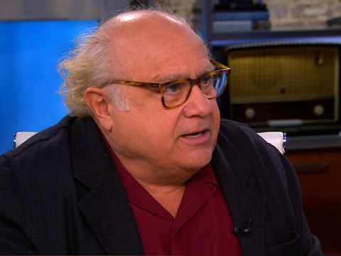 """Danny DeVito on voicing for """"The Lorax"""" 2012"""