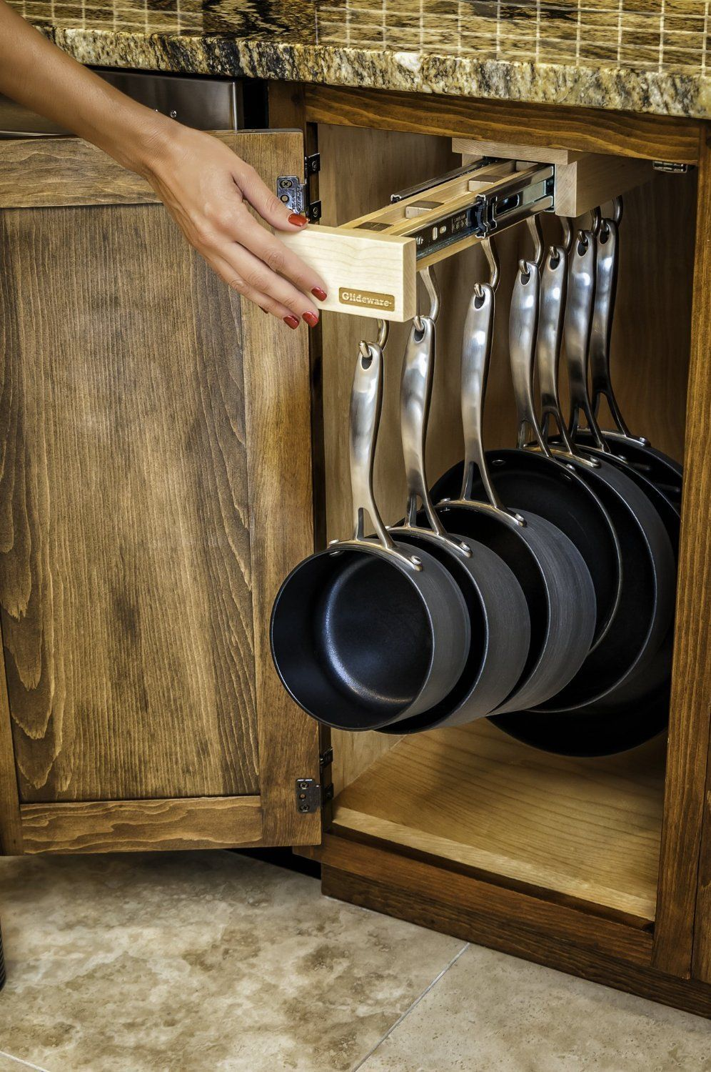 Small Space Organization Kitchen Storage Solutions