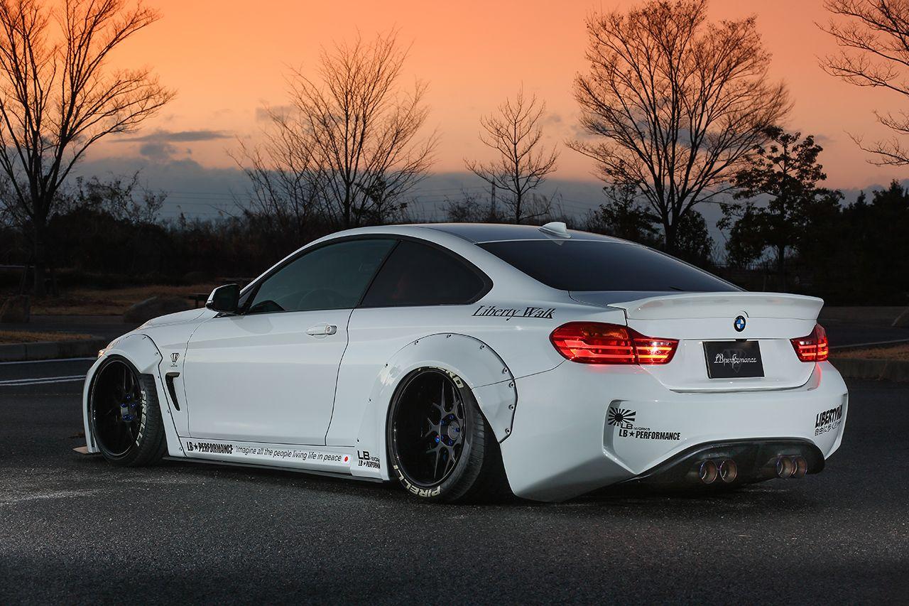 AirREX UK releases BMW 4Series HighPerformance Air
