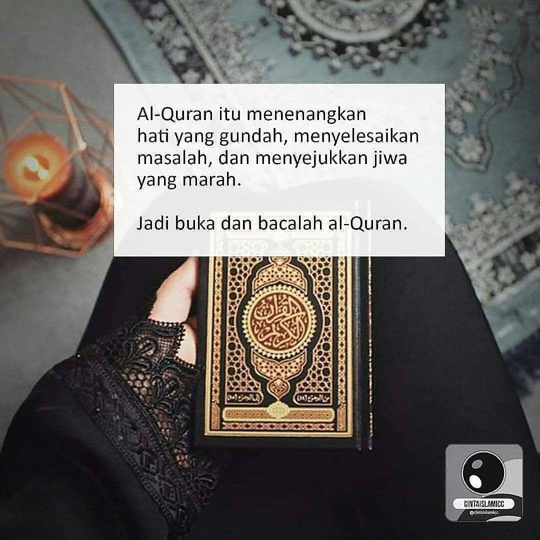 Tausiyah Ku Di Instagram Hebatnya Al Quran