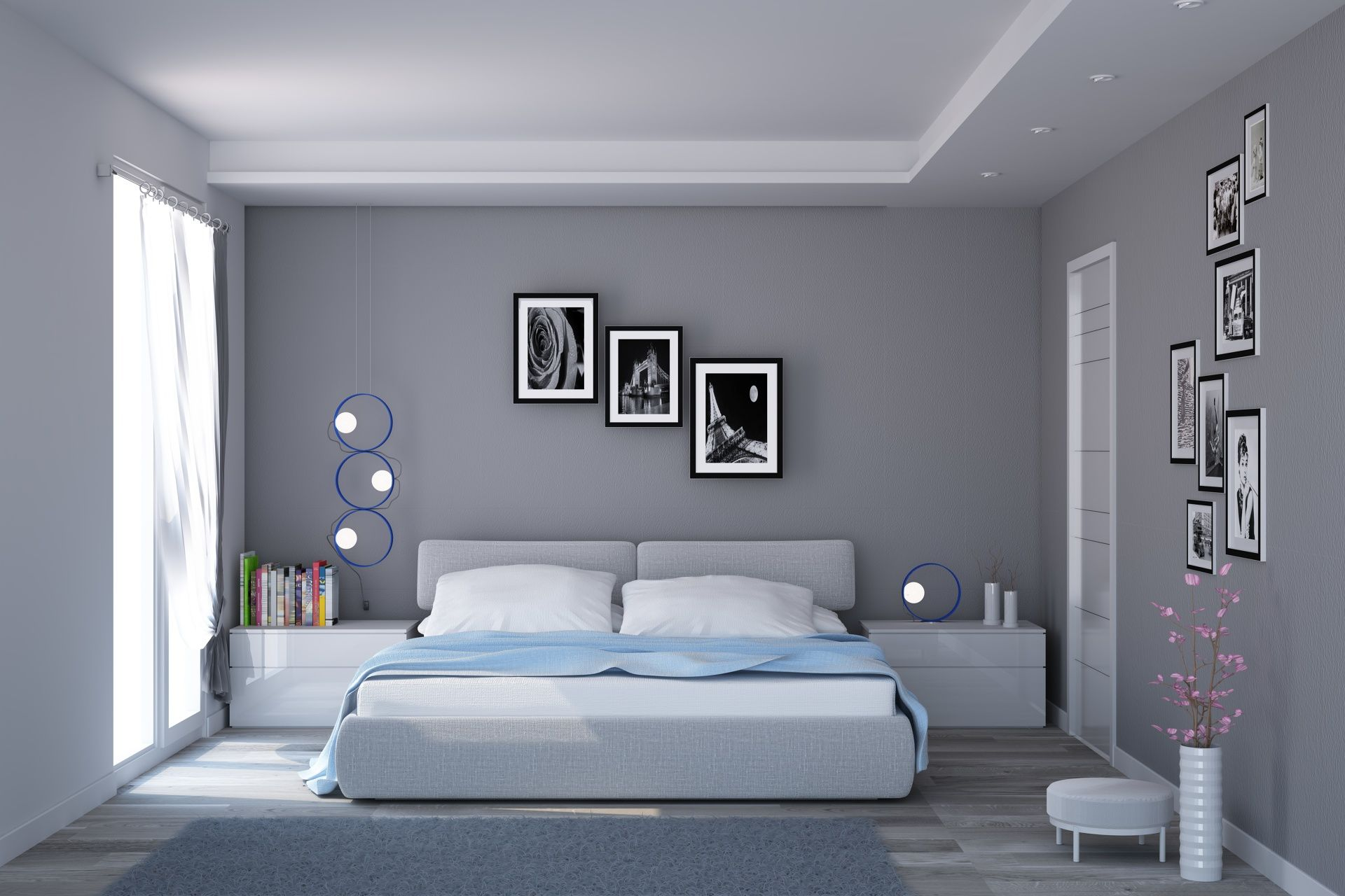 Tutti i consigli e le idee per tinteggiare la camera da letto. Camera Matrimoniale Idee Arredamento Camera Da Letto Camera Da Letto Moderna Camera Da Letto Arredamento