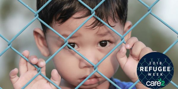 Photo of petition: Separating Parents and Children at the Border Is Cruel and Racist
