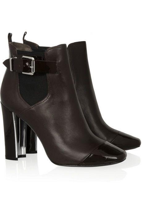 bb923bbdd1b Pour la Victoire Bisset leather ankle boots Pour la Victoire Bisset leather ankle  boots Original price £254.17 Now £127.08 50% off