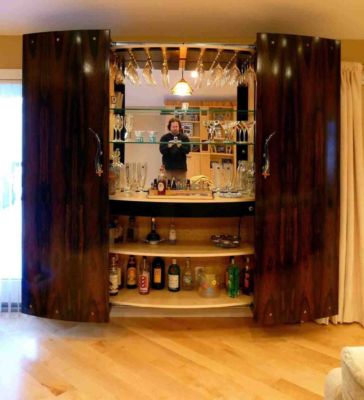 New Post Small Wine Bar Design For Home