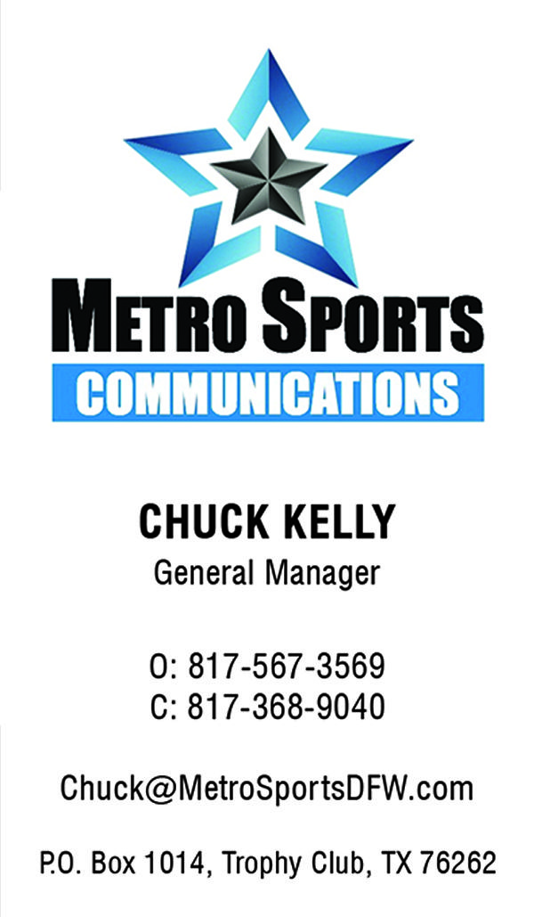 Metro Sports Communications Business Card Created By Marni G Designs MarniGDesigns BusinessCard BC MetroSportsCommunications