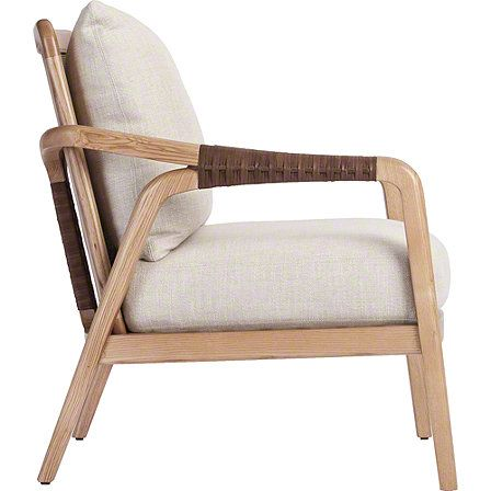 McGuire Furniture: Knot Lounge Chair: No. A-102 | Beyond Trends ...