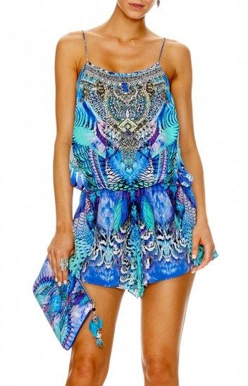 6ceb4c96f1e Image result for shoestring strap playsuit camilla