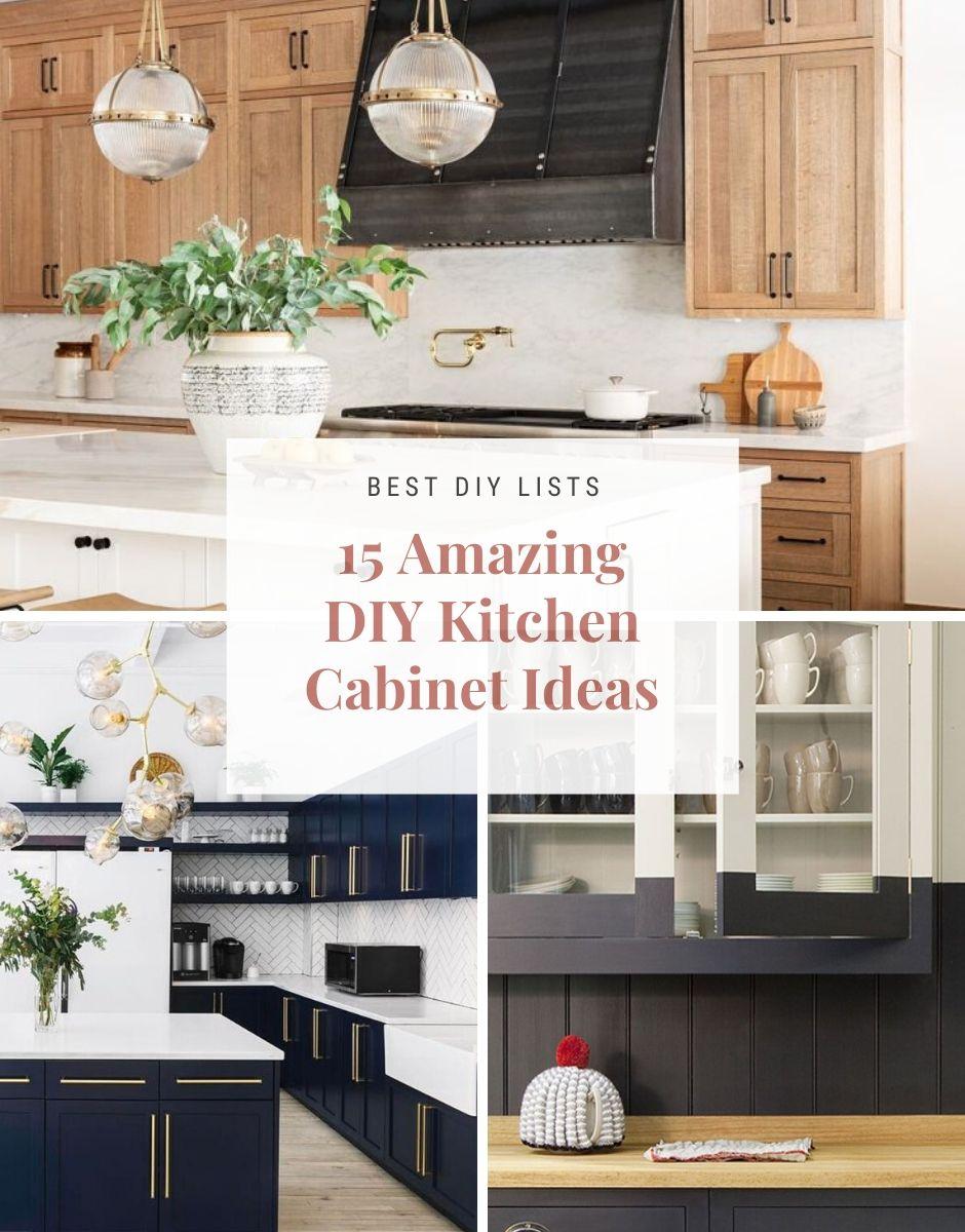 Best Kitchen Cabinet Diy Ideas Diy Kitchen Cabinets Diy Cabinets Best Kitchen Cabinets