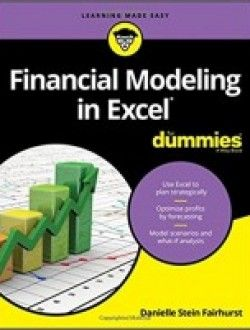 Financial Modeling in Excel For Dummies PDF Download here ...