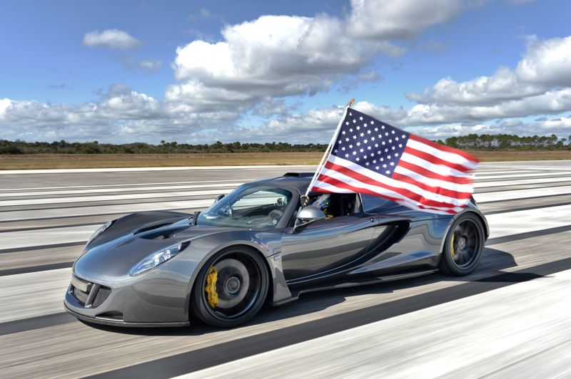 Hennessey Venom Gt Breaks On Through To The Other Side Hennessey