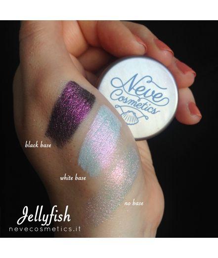 Ombretto Glitterato Trasparente Jellyfish Ombretto Glitter Ombretti E Cristalli
