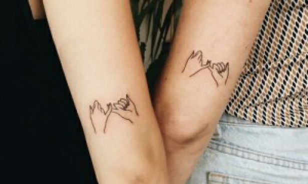 Risultati immagini per tatuaggi migliori amiche | Tatuaggi ...