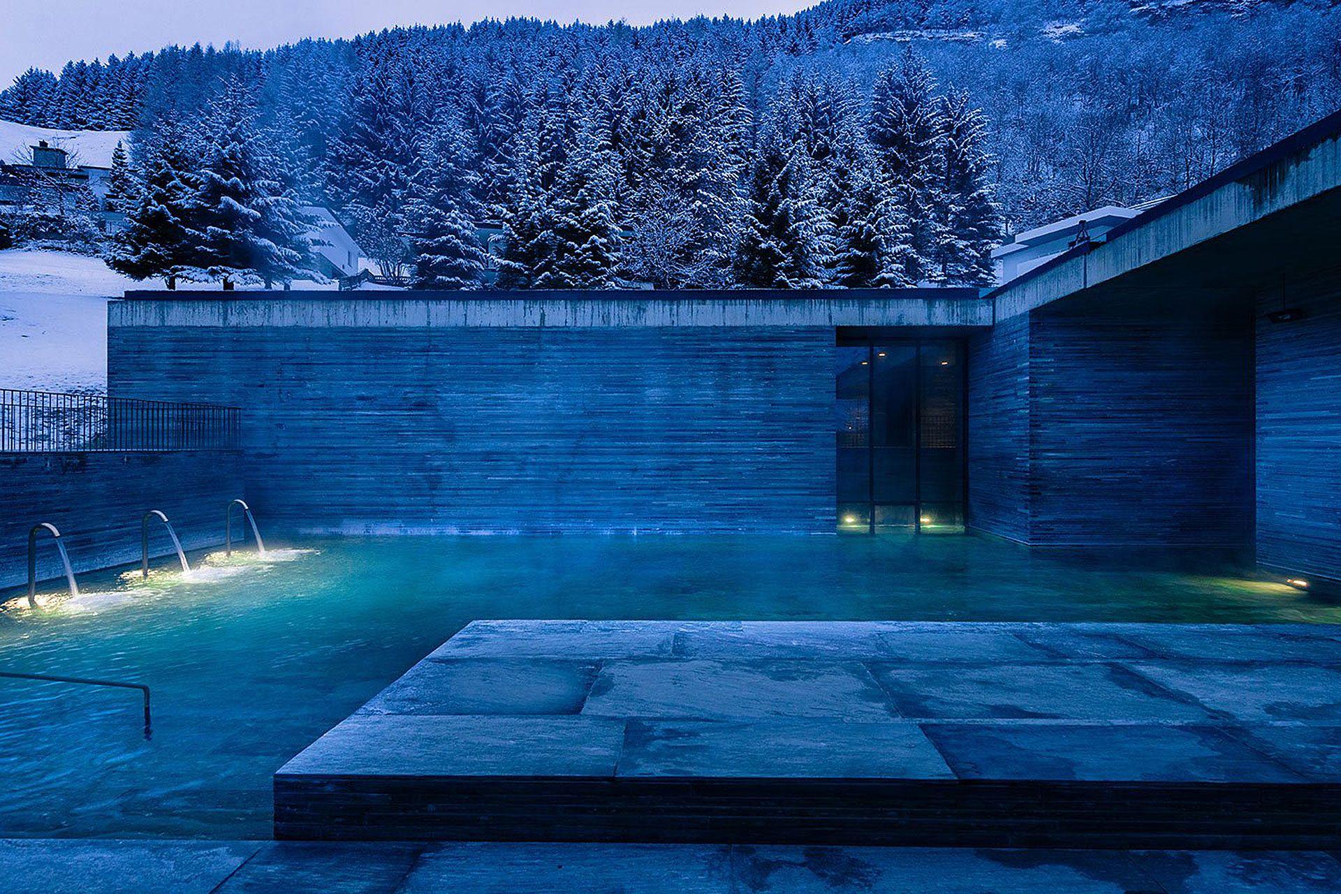 7132 Hotel | Hotel, Architecture, Ski hotel