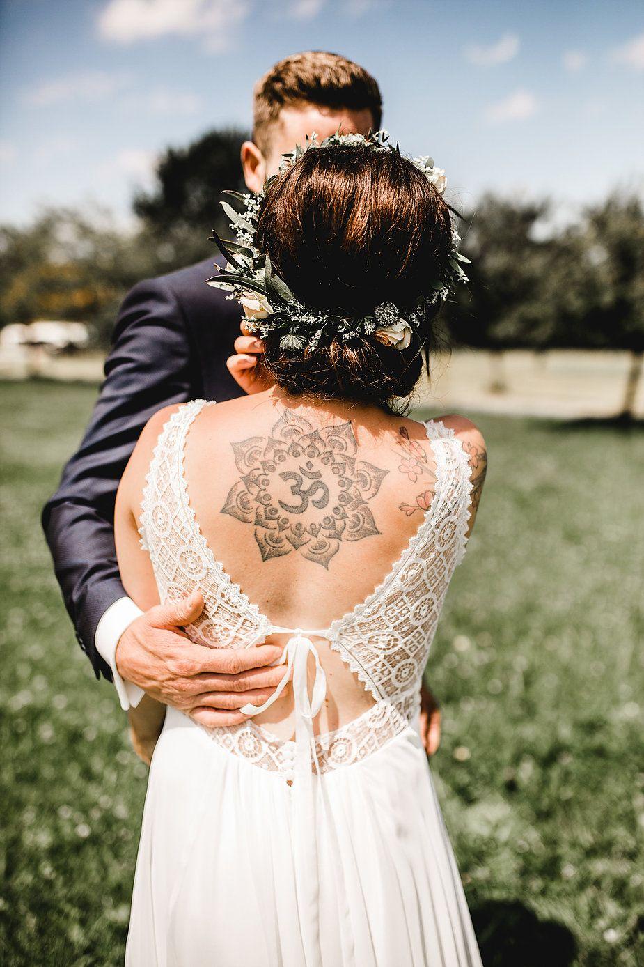 Ein sommerlicher Hochzeitstag im rustikalen Vintage Look