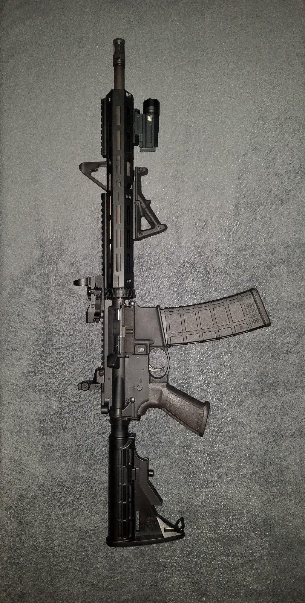 Ruger 556 AR-15 Custom build | Guns | Ruger ar 556, Guns ...