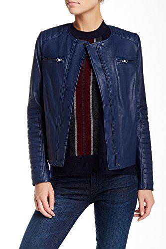Motorcycle Womens Standard Sl01040 Jacket Lambskin Leather 00RqwxBF