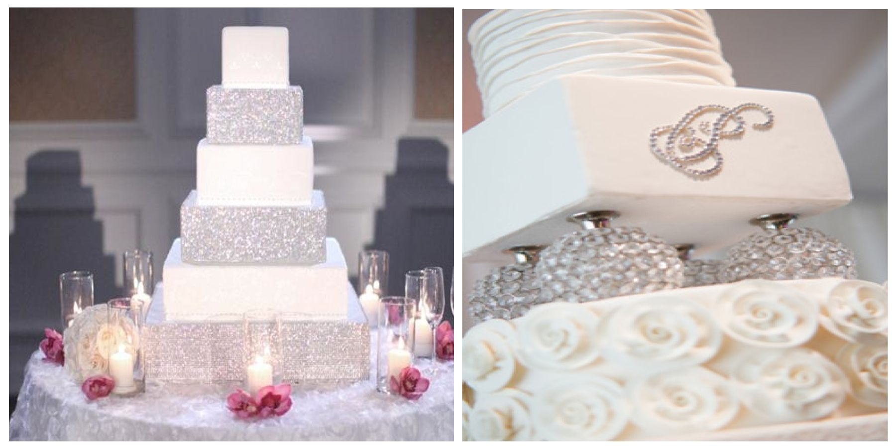Cakes With Bling | Wedding cake, Cake and Sparkle wedding cakes