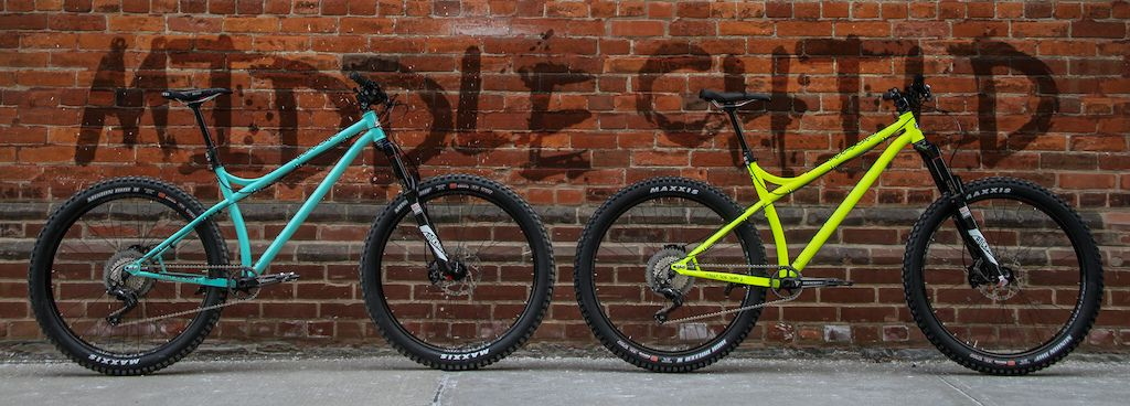 Rsd Bikes Release 27 5 Middlechild Steel Enduro Bike With Images