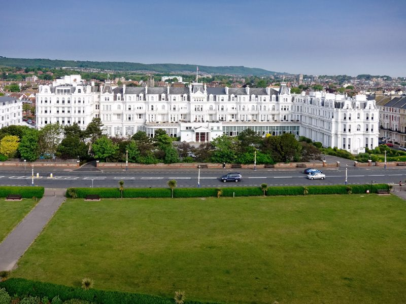 The Grand Hotel Eastbourne Stay Five Star