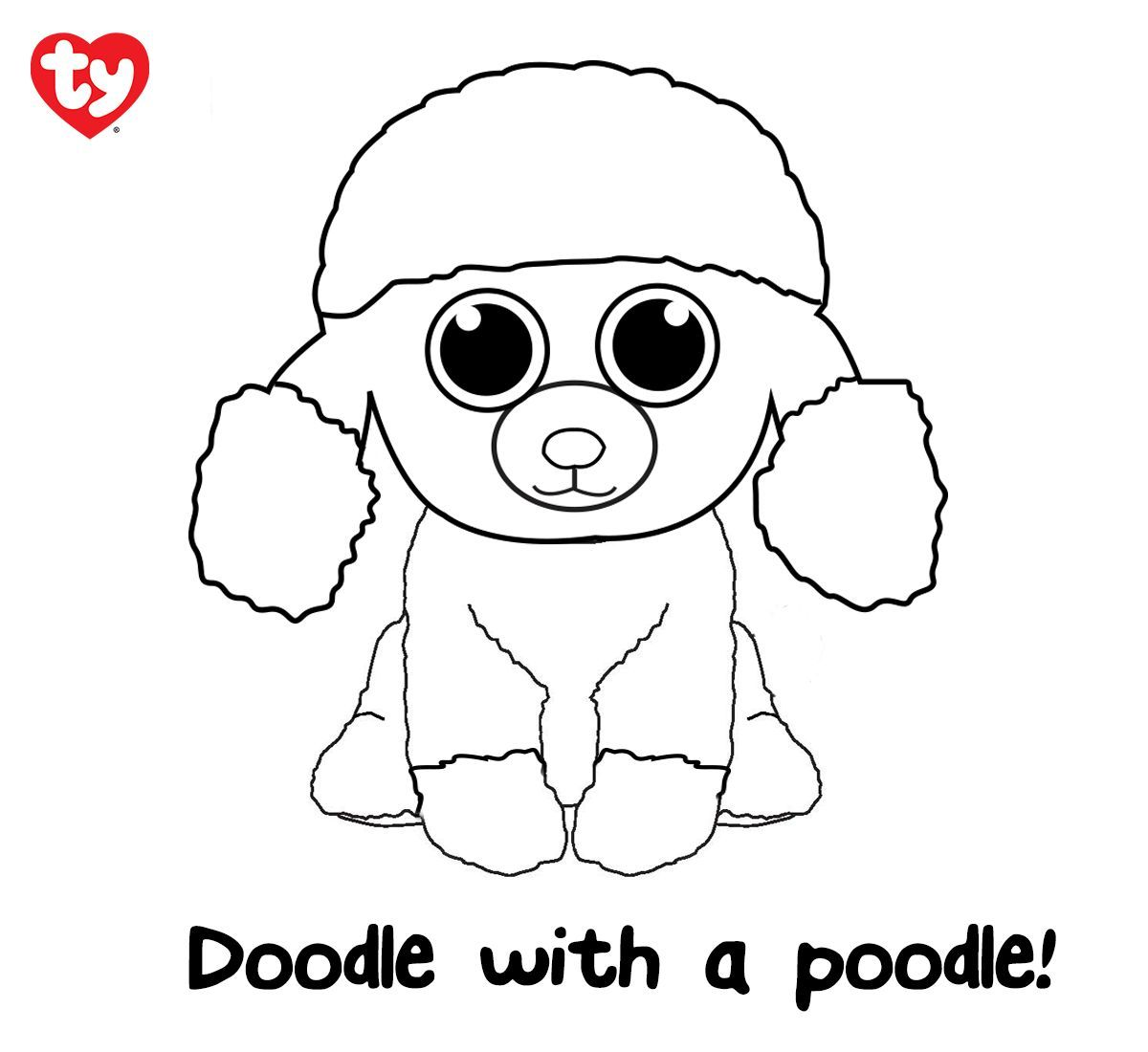 Can you give Rainbow the poodle some color httpbitly2moiEoQ