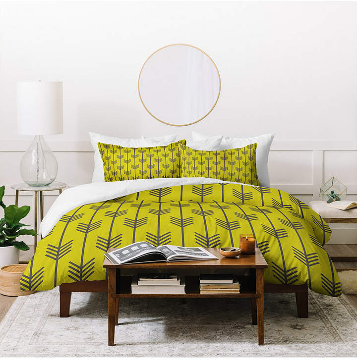 Mattress Furniture Duvet Sets Bedding, Chartreuse Bedding Plants