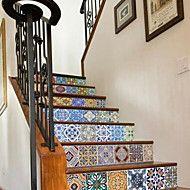 Muodot+Wall+Tarrat+3D-seinätarrat+Koriste-seinätarrat,Vinyyli+materiaali+Kodinsisustus+Seinätarra+–+EUR+€+27.73