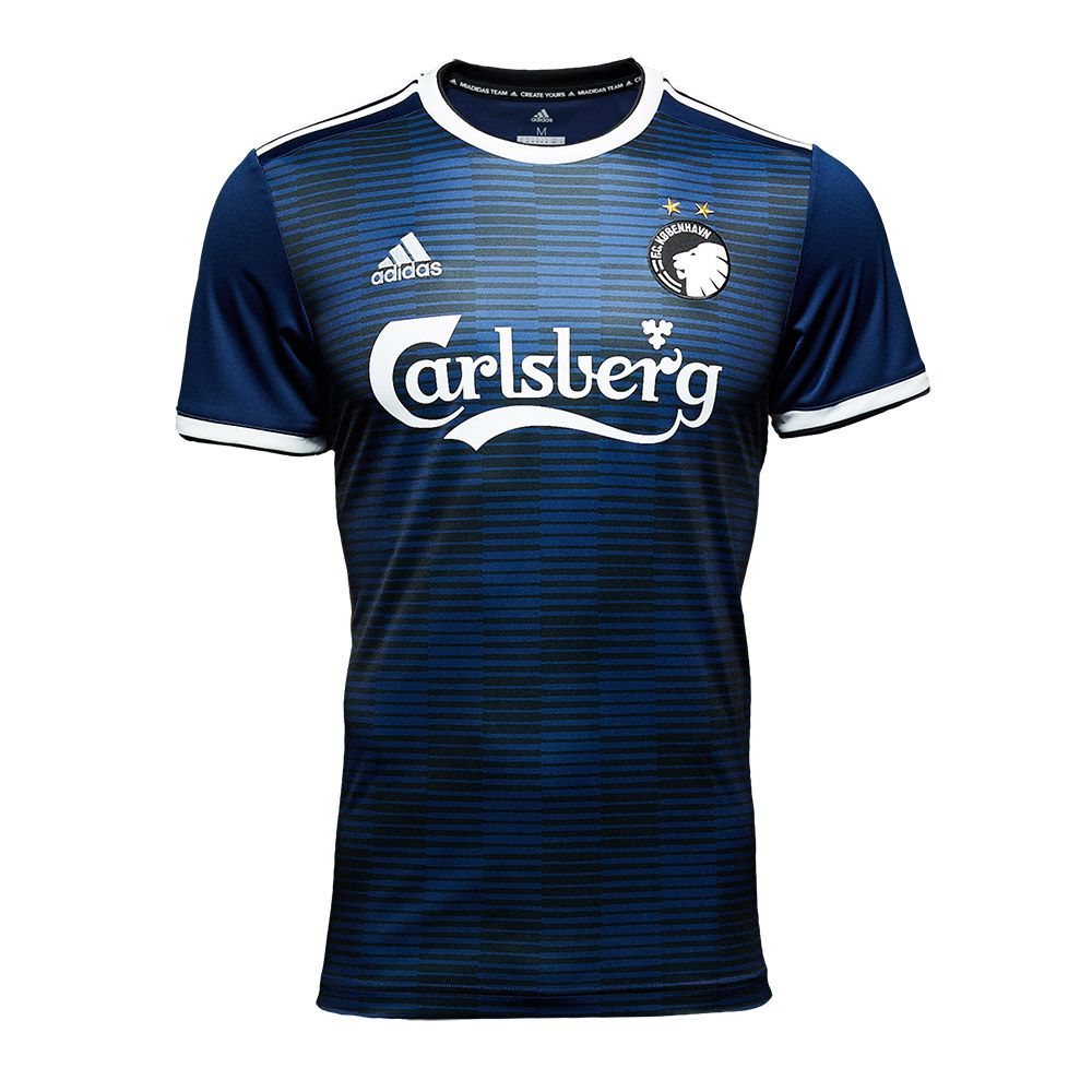 6da5cf067 FC Copenhagen 18 19 Adidas Away Kit