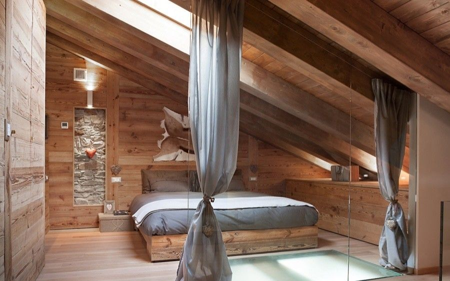 casali e rustici di stile h tte pinterest schlafzimmer haus and dachwohnung. Black Bedroom Furniture Sets. Home Design Ideas