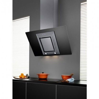 This Angled Glass Wall Blanco Cooker Hood can be sourced from Kitchens Direct NI for collection or delivery.