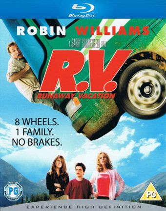 R V 2006 Blu Ray Collection Movie Posters Blu