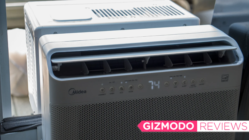 This UltraQuiet Window Air Conditioner Has the Most