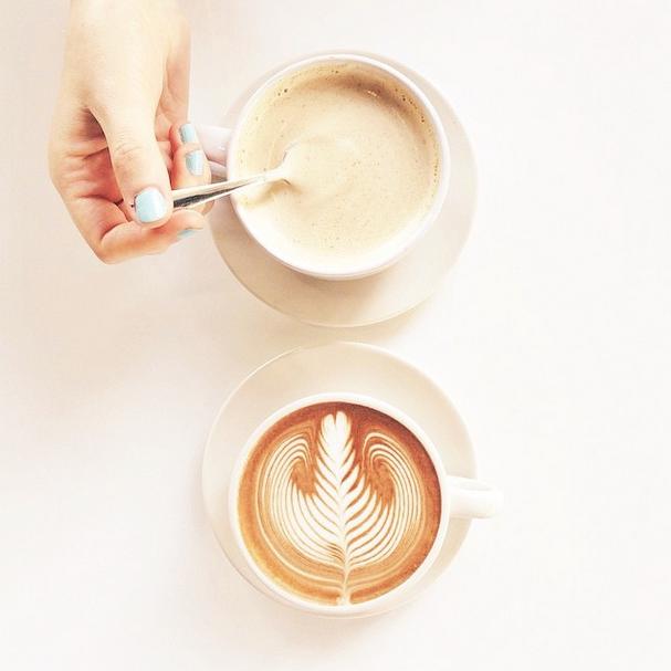 pretty little lattes.