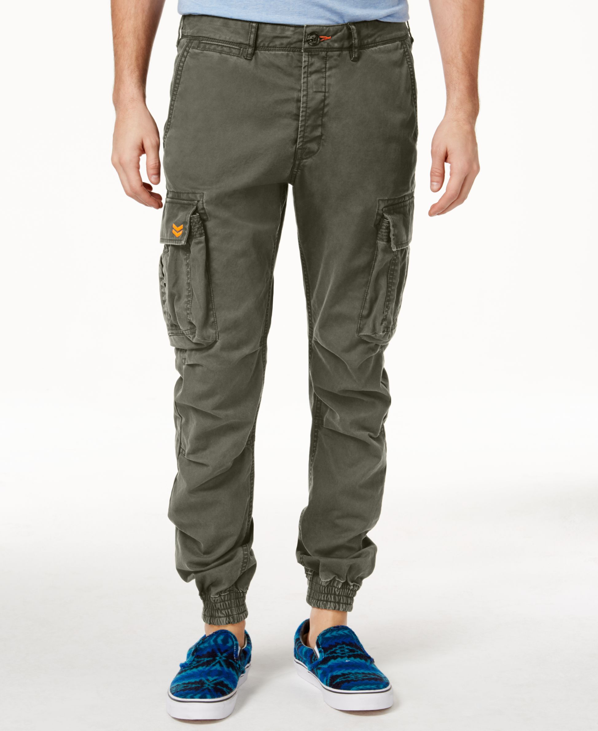 Superdry Men s Rookie Grip Camouflage Cargo Pants  09878b8bc3b