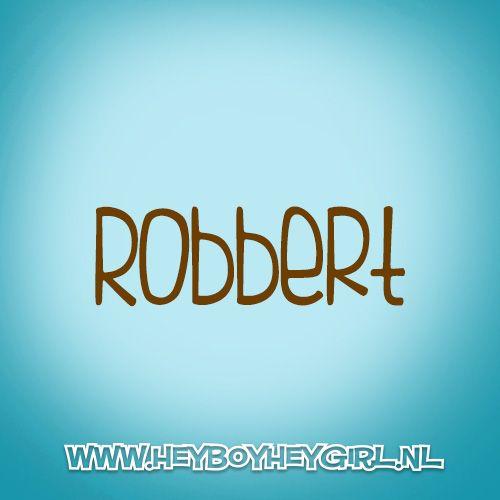Robbert (Voor meer inspiratie, en unieke geboortekaartjes kijk op www.heyboyheygirl.nl)