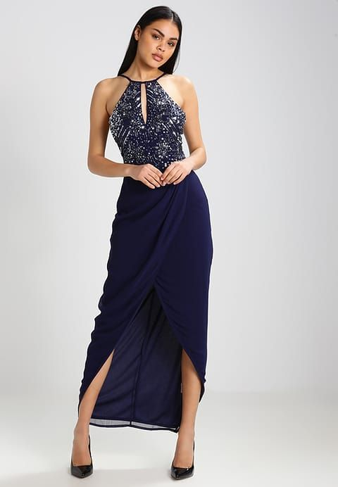 Lace & Beads BASIA - Cocktail dress / Party dress - midnight blue ...