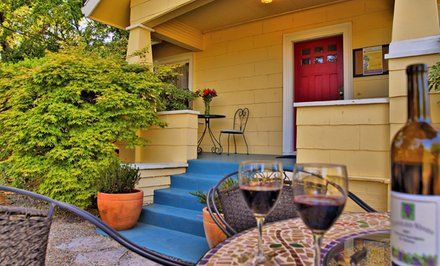 image for Secluded Napa Valley B&B with Wine Tastings