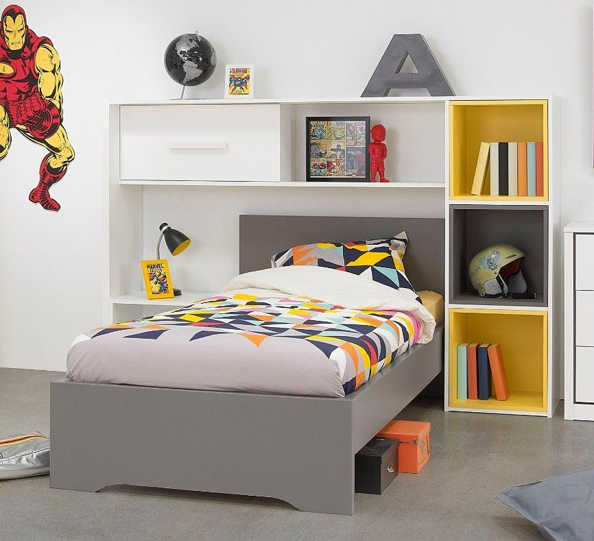 Gami Jeko Single Bed Amp Surround Unit Arthur Bedroom Pinterest Bedroom Bed And