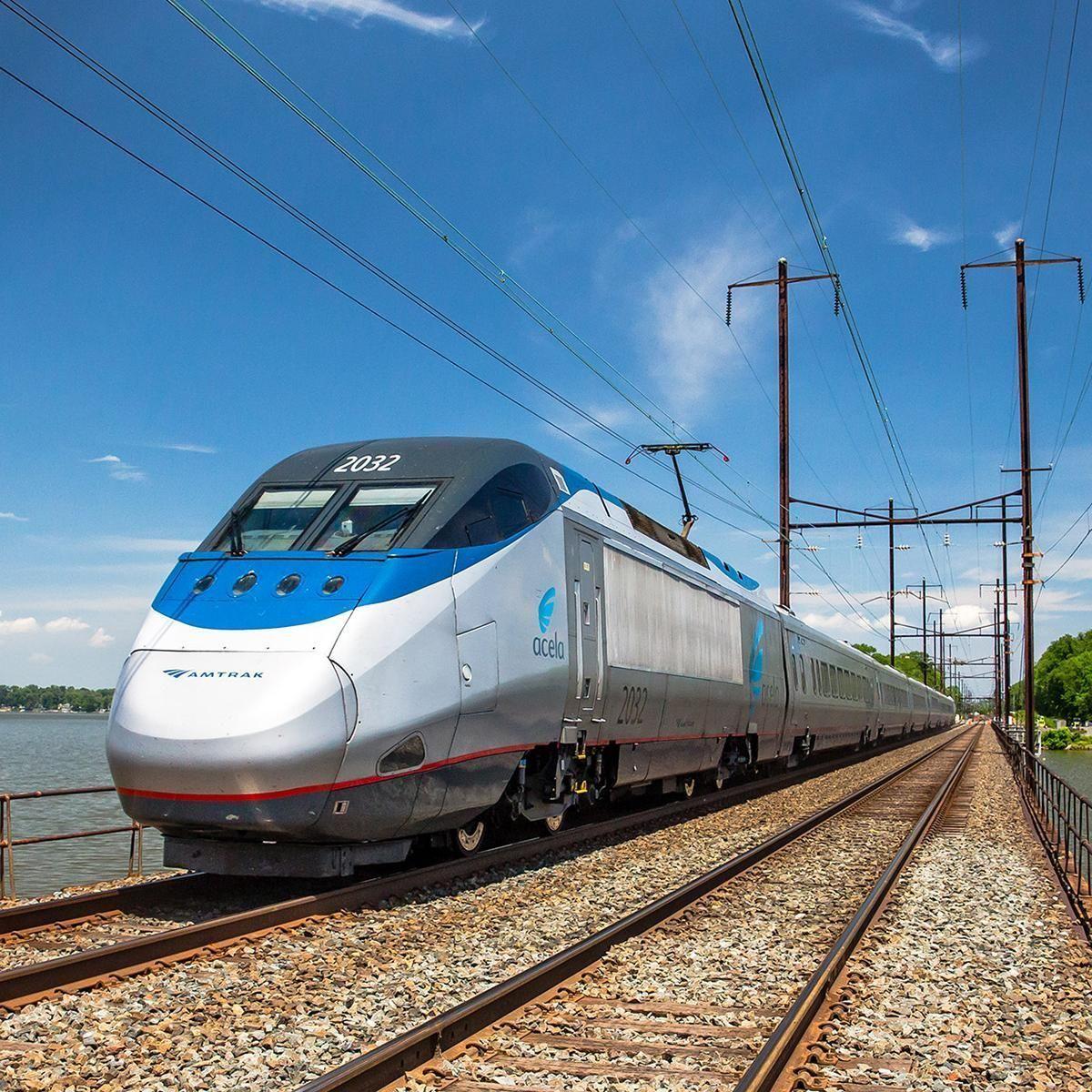 Amtrak Buy One Get One Free Ticket V540 #amtrak #train